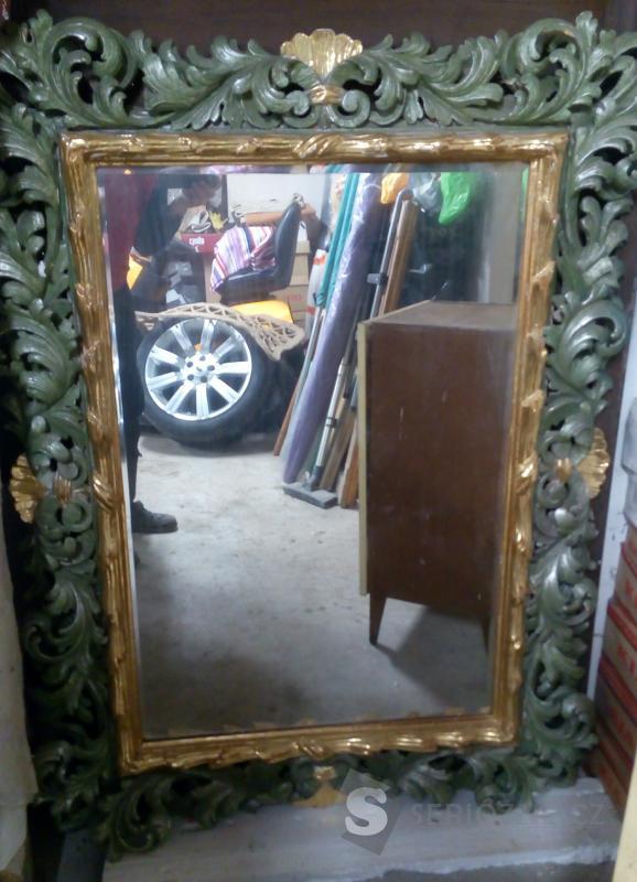 Barokní zrcadlo