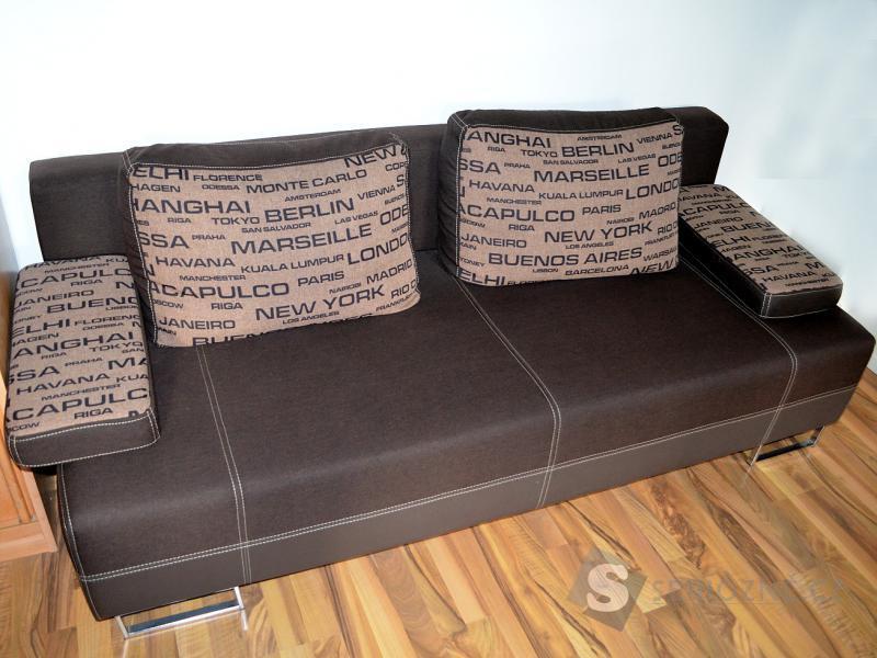 Rozkládací pohovka, gauč
