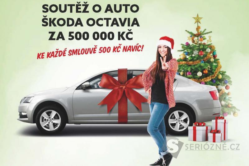 Půjčte si a vyhrajte auto