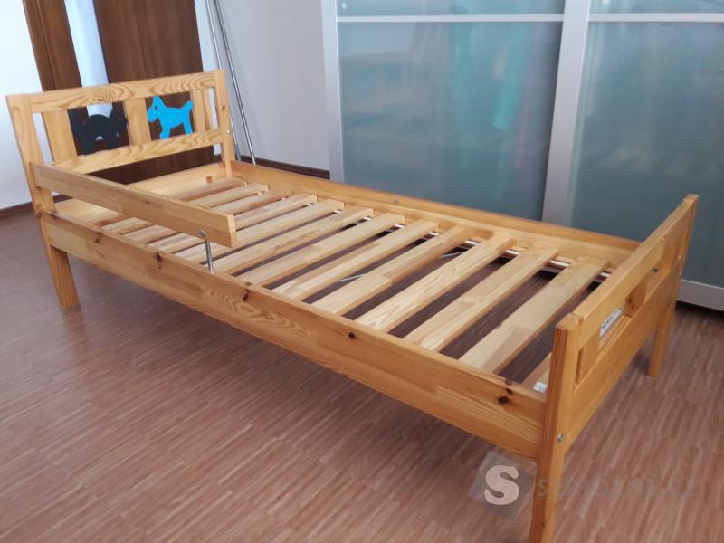 Dětská postel IKEA (