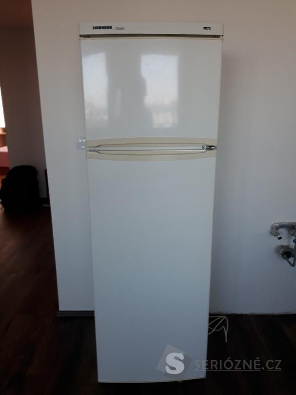 Liebherr lednice s mrazákem
