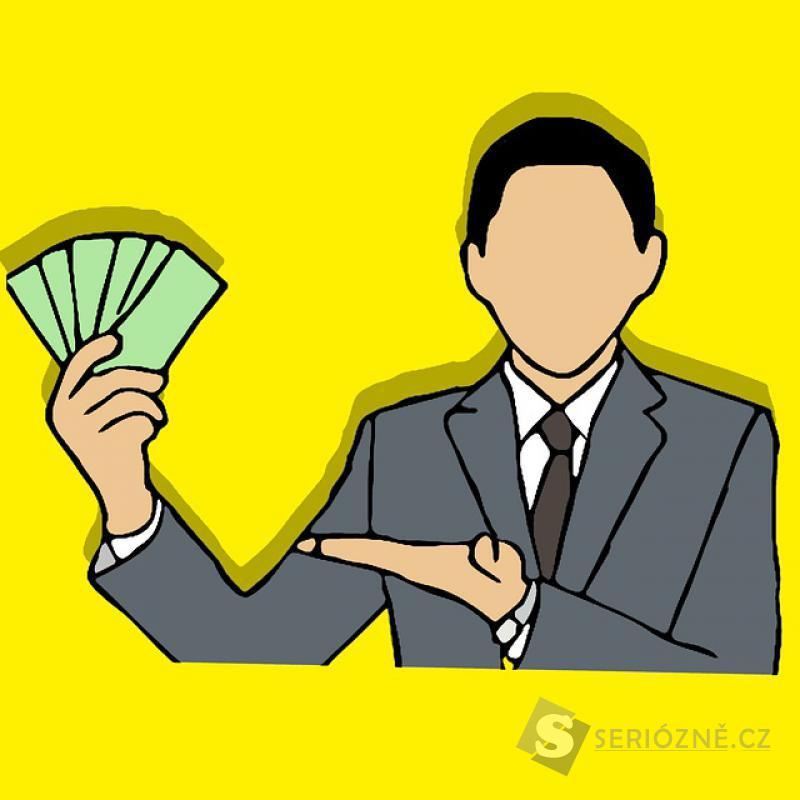 Rychlé peníze, žádné poplatky předem