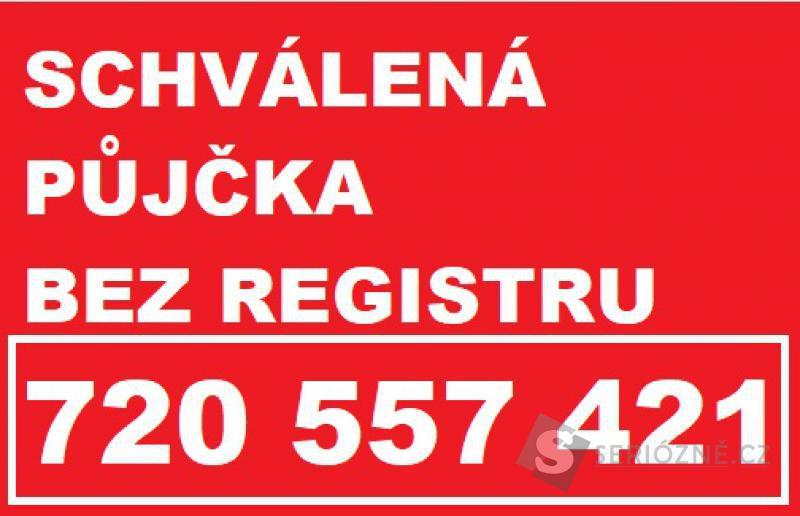 Rychlá hotovostní půjčka 720557421