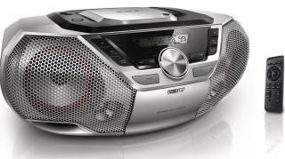Radio s CD a USB vstupem PHILIPS AZ783