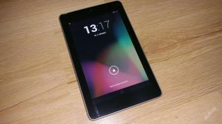Tablet ASUS Google Nexus
