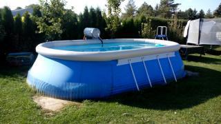 Bazén Bestway ovál 6,10 x 3,66 x 1,22m