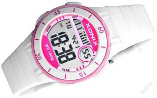 Módní dámské hodinky XONIX, digitální, vodotěsné