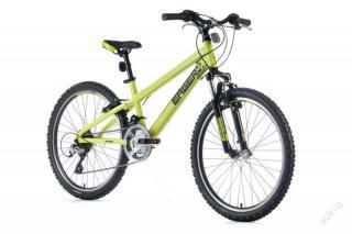 Zelené chlapecké kolo