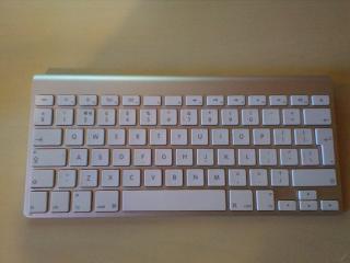Apple klávesnice Magic keyboard - anglická