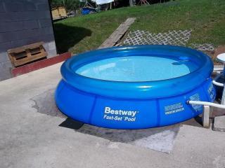 Bazén Bestway 3,05 m.