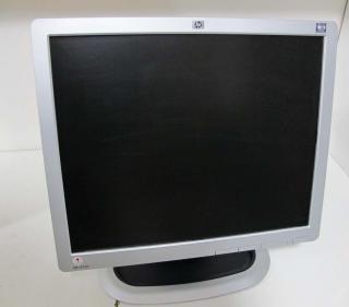 """LCD monitor HP 17\"""""""