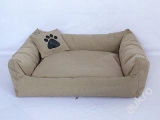 Krásný pelíšek pro psy 90x75x20