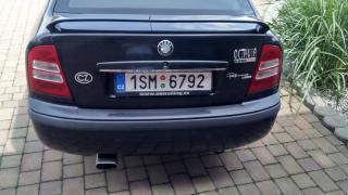 Škoda Octavia I RS