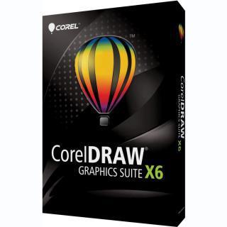 Koupím CorelDRAW X6