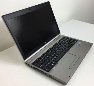 Repasovaný notebook HP Elite 8570p