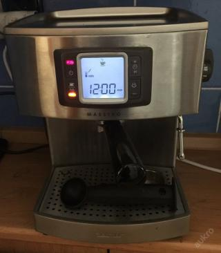 Kávovar ZELMER Maestro
