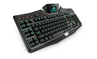 Herní klávesnice Logitech G19 s LCD displayem