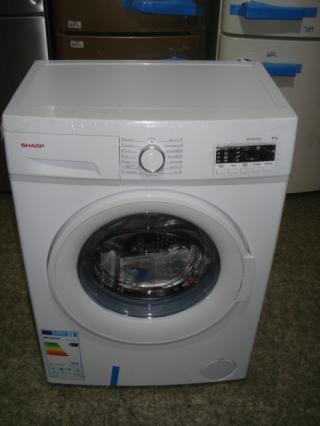 Pračka Sharp ES-FA6102W3 A+++