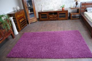 Vinový koberec Shaggy - 200cm x 250cm