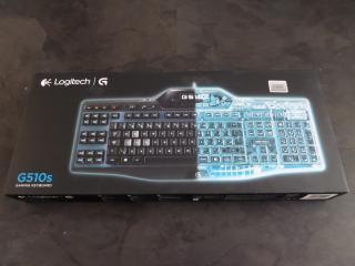 Klávesnice Logitech G510s