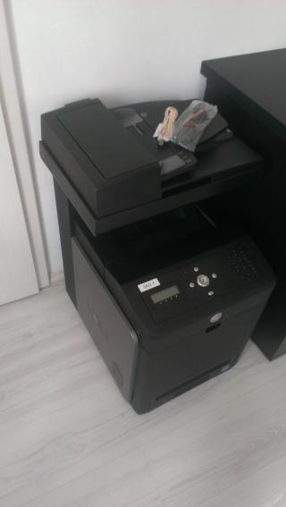 Tiskárna Dell