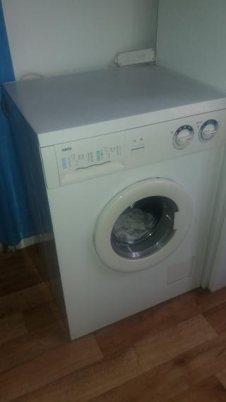 Pračka Zanussi