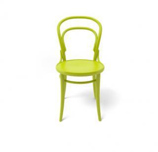 Židle TON - zelená - 6ks