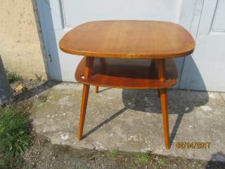 Retro konferenční stolek ze 60. let