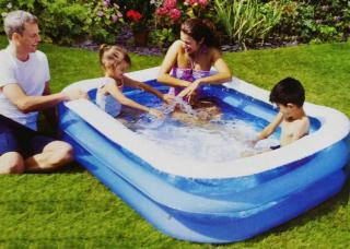 Nafukovací bazén Tesco 200 x 150 x 50 cm