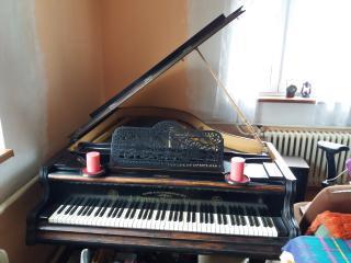 Klavír - 20. století