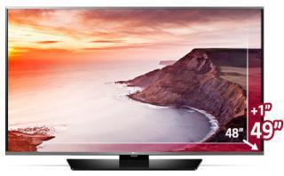 """Smart televize LG 49LF630V 49"""" + držák na zeď"""