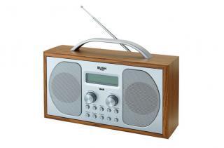 Velmi Kvalitní DAB Rádio Bush 5927 B