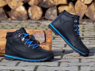 Teplá dámská sportovní obuv