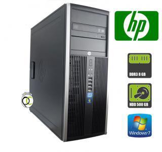 Stolní počítač HP Compaq 8300 Elite CMT 8GB RAM