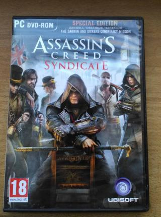 PC hra Assassins Creed Syndicate Special Edition