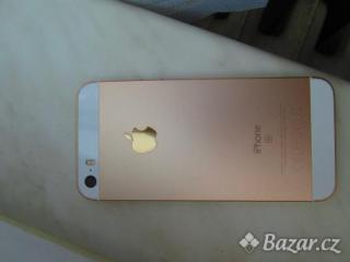 Prodám Apple iPhone SE - 64gb (zlatý)