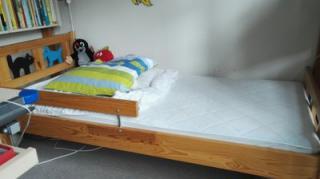 Dětská postel IKEA s matrací