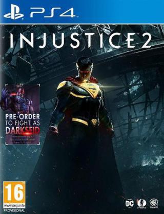 INJUSTICE 2 - NOVÁ - PS4