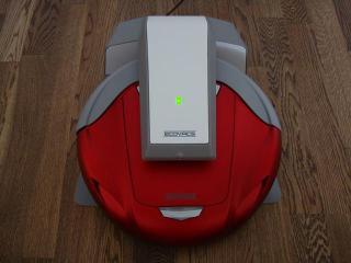 Robotický vysavač Ecovacs - zánovní