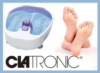 Perličková lázeň nohou CLATRONIC