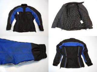 Textilní bunda vel. S - Chrániče, termovložka, 3M