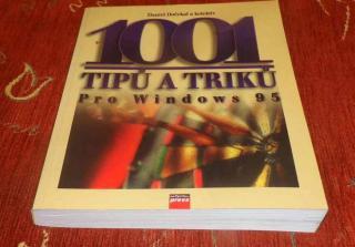 Kniha 1001 tipů a triků pro Windows 95