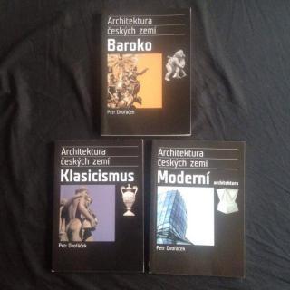 Knihy Architektura