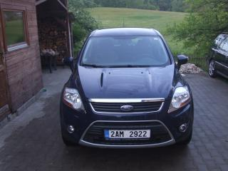 Ford Kuga 4x4 - aktualizován