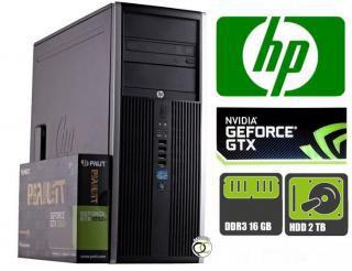 Herní počítač HP Compaq 8300 Elite
