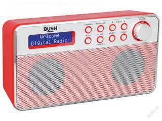 Kvalitní Rádio Bush DAB/FM 8189 - NOVÉ