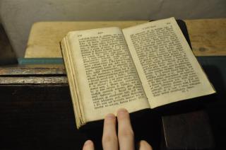 Více než 200 let stará Česká kniha