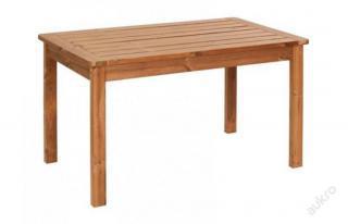 Stůl 135 cm - dřevěný zahradní nábytek