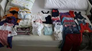 Dětské oblečení - holčička