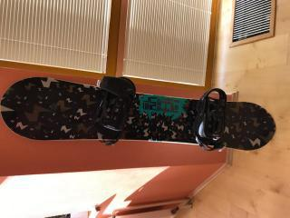 Snowboards zn. ELAN / vel.151